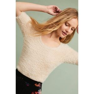 Anthropologie Knitted & Knotted Isola Pullover M
